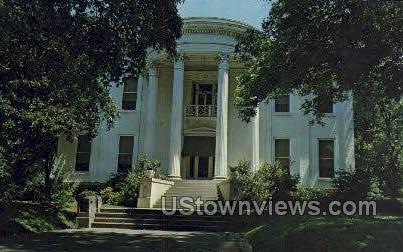 The Governors Mansion  - Jackson, Mississippi MS Postcard