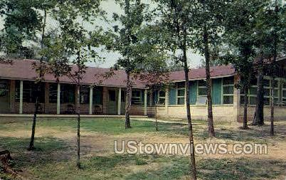 Recreational And Dining hall Of FFA  - Grenada, Mississippi MS Postcard