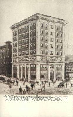 First National Bank Building  - Vicksburg, Mississippi MS Postcard
