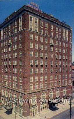 Hotel Vicksburg  - Mississippi MS Postcard