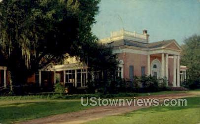 Montaigne Natchez - Mississippi MS Postcard