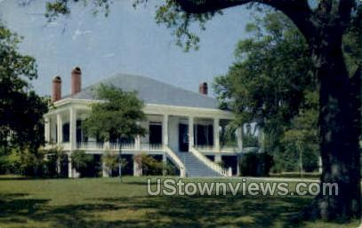 Beauvoir House  - Biloxi, Mississippi MS Postcard
