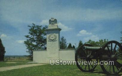 Natchez Trace Parkway - Mississippi MS Postcard