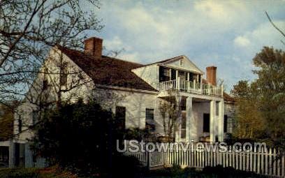 Shirley House  - Vicksburg, Mississippi MS Postcard