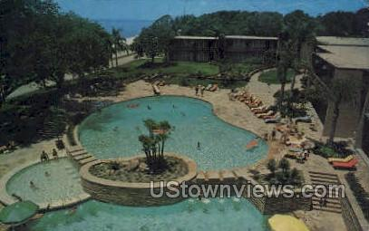 The Broadwater Beach - Biloxi, Mississippi MS Postcard