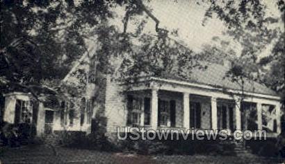 Shadylwan - Biloxi, Mississippi MS Postcard
