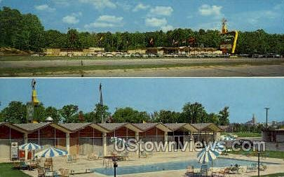 Holiday Inn - Meridian, Mississippi MS Postcard