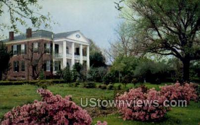 Rosalie Built In 1820 - Natchez, Mississippi MS Postcard