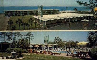 Quality Inn Emerald Beach - Biloxi, Mississippi MS Postcard