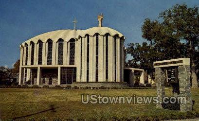 St Michaels Catholic Church - Biloxi, Mississippi MS Postcard