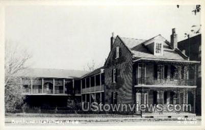 Bontura  - Real Photo - Natchez, Mississippi MS Postcard