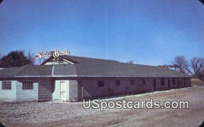 Club South of the Border - Woodville, Mississippi MS Postcard