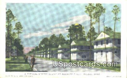 Keesler Field - Biloxi, Mississippi MS Postcard