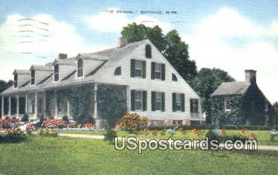 The Briers - Natchez, Mississippi MS Postcard