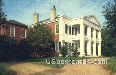 Monmouth - Natchez, Mississippi MS Postcard