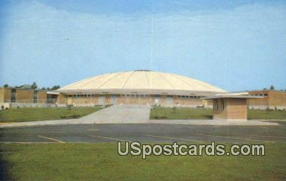 Reed Green Coliseum - Hattiesburg, Mississippi MS Postcard