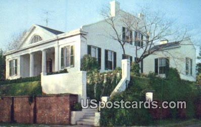 Cherokee - Natchez, Mississippi MS Postcard
