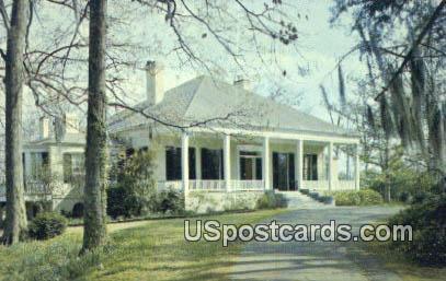 Oakland 1835 - Natchez, Mississippi MS Postcard