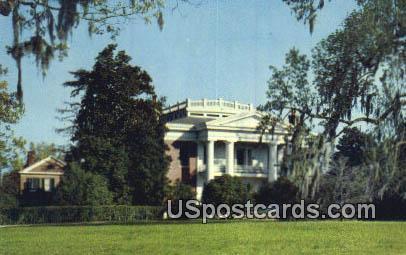 Melrose - Natchez, Mississippi MS Postcard