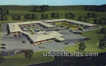 Holiday Inn - Jackson, Mississippi MS Postcard