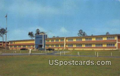 Naval Auxiliary Air Station - Meridian, Mississippi MS Postcard