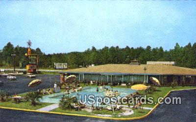 Holiday Inn - Hattiesburg, Mississippi MS Postcard