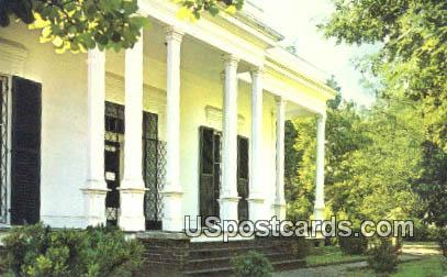 Curlee House - Corinth, Mississippi MS Postcard