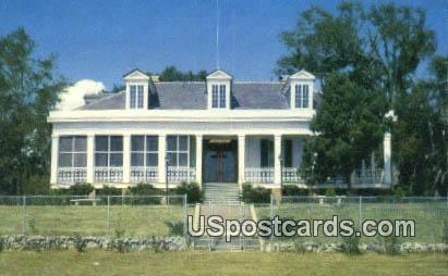 Pirate House - Misc, Mississippi MS Postcard