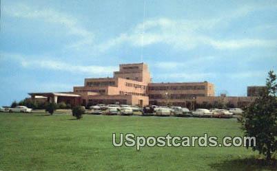 Memorial Hospital - Clarksdale, Mississippi MS Postcard