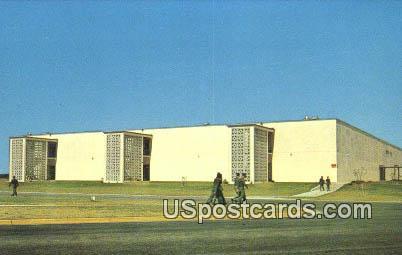 Keesler Air Force Bass - Biloxi, Mississippi MS Postcard