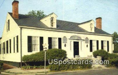 Holly Hedges - Natchez, Mississippi MS Postcard