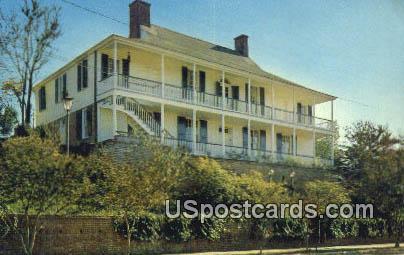 Connelly's Tavern - Natchez, Mississippi MS Postcard
