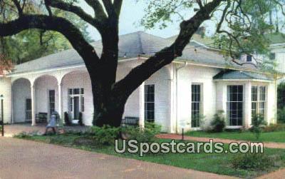Old Carriage House Tea Room - Natchez, Mississippi MS Postcard