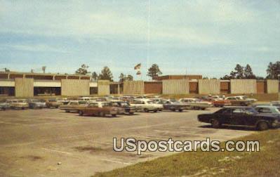 Jackson County Junior College - Mississippi MS Postcard