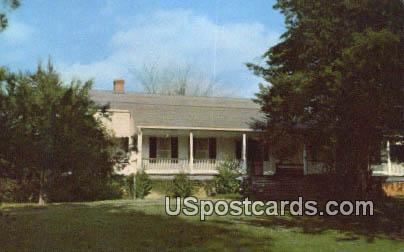 Airlie - Natchez, Mississippi MS Postcard