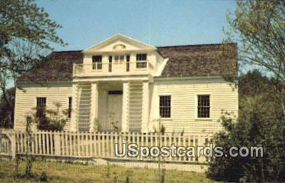 Shirley House, National Military Park - Vicksburg, Mississippi MS Postcard