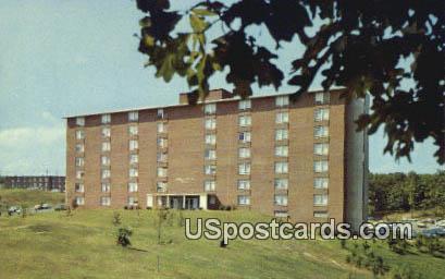University of Mississippi - Jackson Postcard