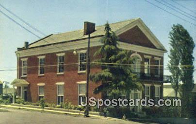 Planter's Hall - Vicksburg, Mississippi MS Postcard