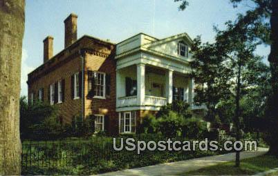 The Parsonage - Natchez, Mississippi MS Postcard