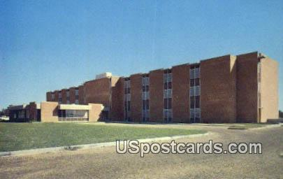 Kings Daughters Hospital - Brookhaven, Mississippi MS Postcard
