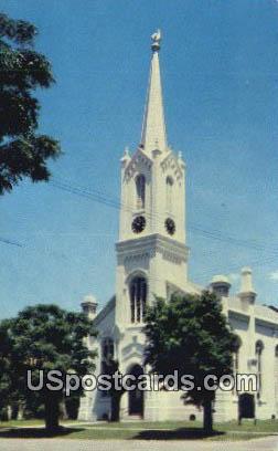 Presbyterian Church - Port Gibson, Mississippi MS Postcard