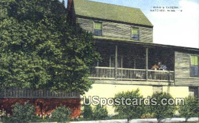 King's Tavern - Natchez, Mississippi MS Postcard
