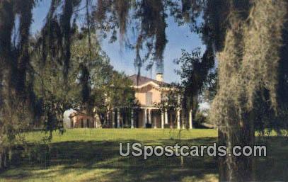 Edgewood - Natchez, Mississippi MS Postcard