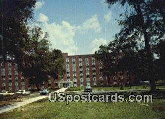 Seashore Manor - Biloxi, Mississippi MS Postcard