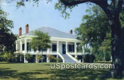 Beauvoir, Home of Jefferson Davis - Misc, Mississippi MS Postcard