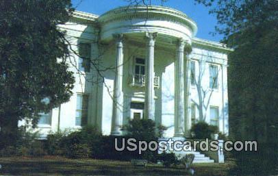 Governor's Mansion - Jackson, Mississippi MS Postcard
