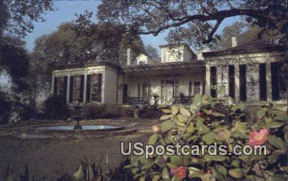 The Wigwam - Natchez, Mississippi MS Postcard