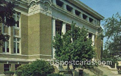 Alcorn County Courthouse - Corinth, Mississippi MS Postcard