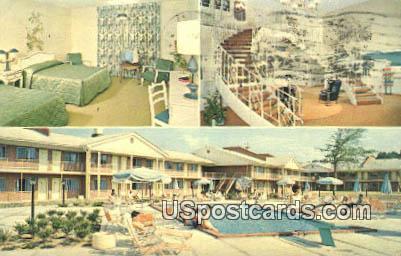 Ramada Inn - Jackson, Mississippi MS Postcard