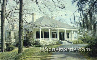Oakland 1835 - Misc, Mississippi MS Postcard